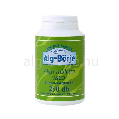 Alg-Börje Alga tabletta ASCO 250 db