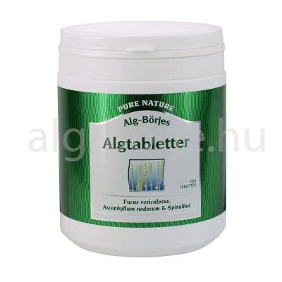 Alg-Börje Alga tabletta 1000db